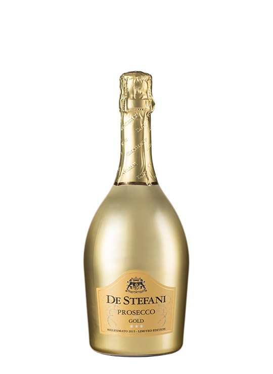 Prosecco Gold Extra Dry DOC 2015