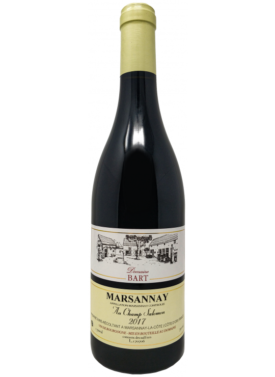 "MARSANNAY ""LES CHAMP SALOMON"" 2017 0.750"