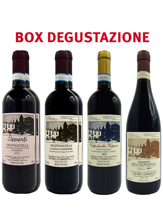 Box Degustazione Clementi