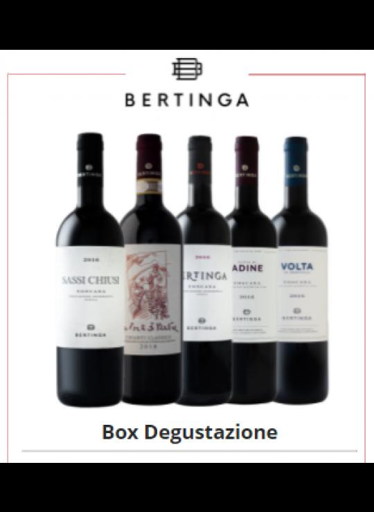 Box Degustazione BERTINGA