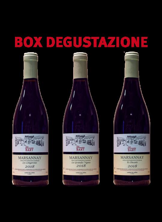 Box Degustazione - Domaine Bart