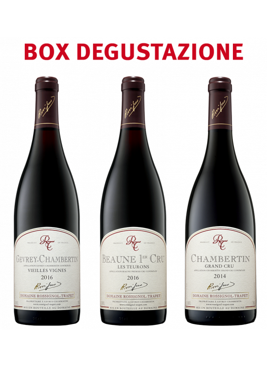 Box Degustazione - Rossignol-Trapet