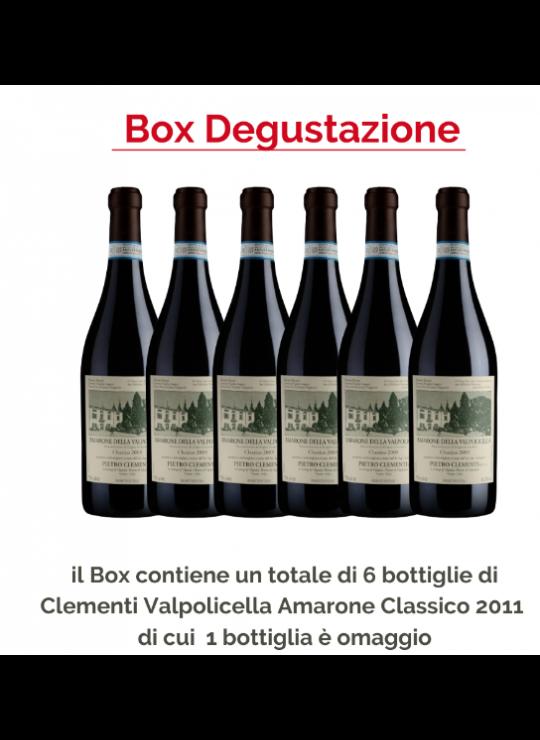 Box Degustazione Amarone 2011