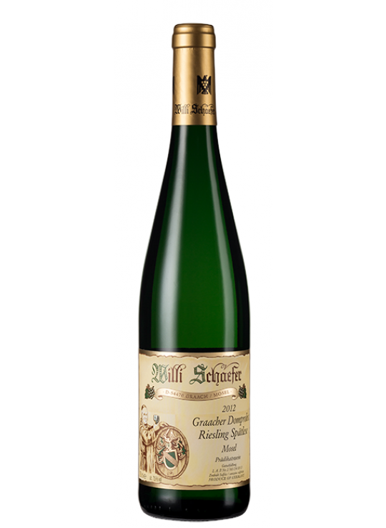 GRAACHER DOMPROBST RIESLING SPATLESE #10 2017