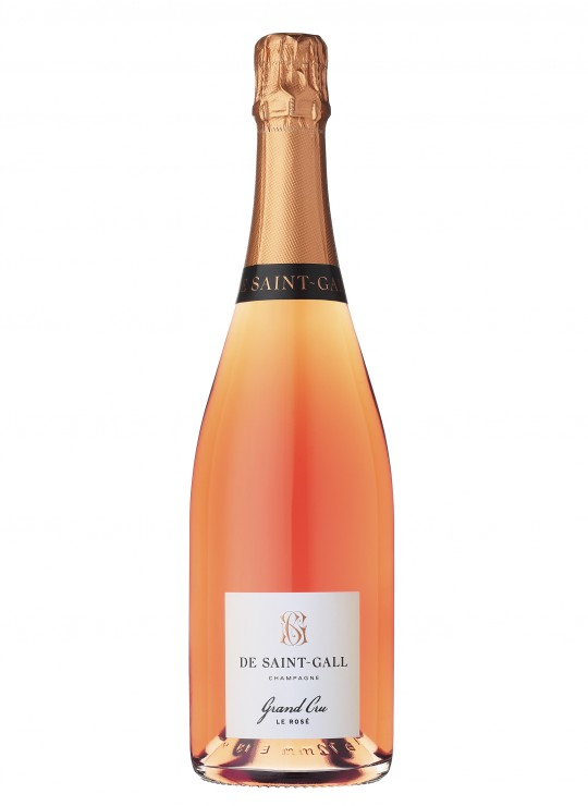 BRUT ROSE' SAIGNEE GRAND CRU