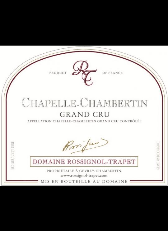 CHAPELLE-CHAMBERTIN GRAND CRU 2015 0.750