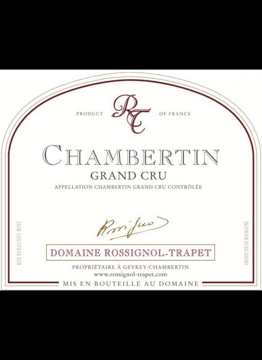 CHAMBERTIN GRAND CRU 2014 0.750