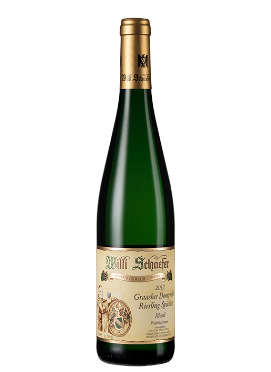 GRAACHER DOMPROBST RIESLING SPATLESE #5 2017