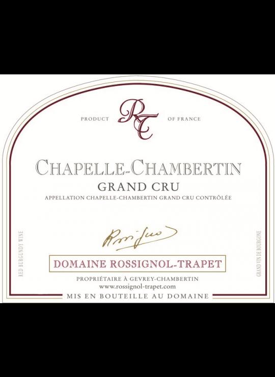 CHAPELLE-CHAMBERTIN GRAND CRU 2016